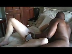 Horny amateur wife tries big black cock for the first time